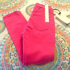 Adorable 😍 Current/Elliot pink jeans